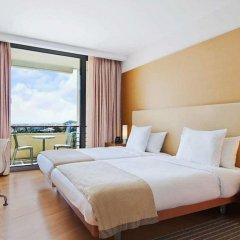 Отель Hilton Athens 5* Стандартный номер разные типы кроватей фото 8