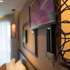 Отель A-One Pattaya Beach Resort 4* Номер Делюкс с различными типами кроватей фото 13