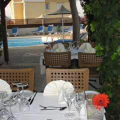 Hill View Restaurant & Apartments in Pissouri, Cyprus from 109$, photos, reviews - zenhotels.com pool