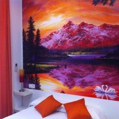 Отель Hostal Comercial Стандартный номер с двуспальной кроватью фото 3