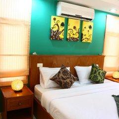 Отель Phalarn Inn Resort 2* Бунгало с различными типами кроватей фото 10