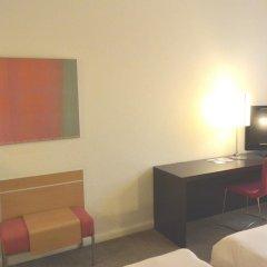 Отель Novotel Milano Nord Ca Granda 4* Улучшенный номер с различными типами кроватей фото 3