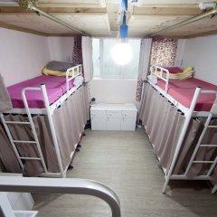 Lazy Fox Hostel Кровать в женском общем номере с двухъярусной кроватью фото 12