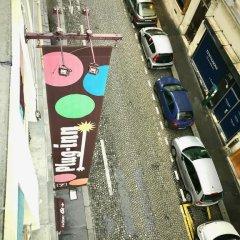 Plug Inn Boutique Hostel парковка