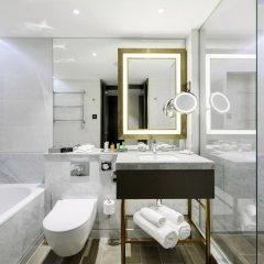 Отель Hilton Budapest 5* Стандартный номер с различными типами кроватей фото 3