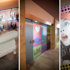 Hotel Da Vinci детские мероприятия