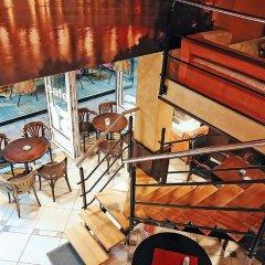 Отель Amaro Rooms Нови Сад интерьер отеля