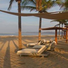Отель The Residences at Las Palmas Мексика, Коакоюл - отзывы, цены и фото номеров - забронировать отель The Residences at Las Palmas онлайн пляж