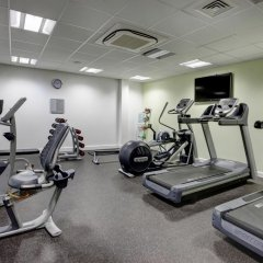 Отель Holiday Inn London - Luton Airport фитнесс-зал фото 2