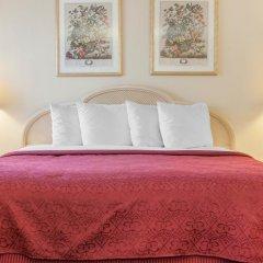 Отель Quality Inn Effingham 2* Стандартный номер с различными типами кроватей фото 2