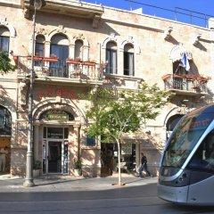 Jerusalem Hostel городской автобус
