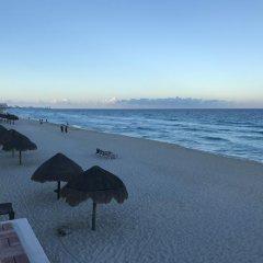 Отель Cancun Condo Rent пляж