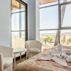 Galeon Residence & SPA Hotel 5* Люкс разные типы кроватей фото 4