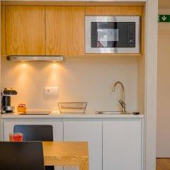 Апартаменты Charm Apartments Porto Студия разные типы кроватей фото 2
