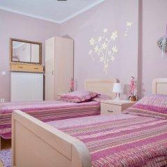 Отель Villa Pefkohori Греция, Пефкохори - отзывы, цены и фото номеров - забронировать отель Villa Pefkohori онлайн комната для гостей фото 3