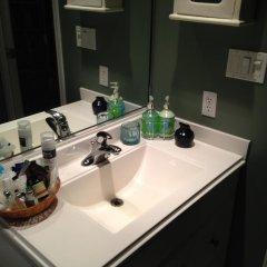 Отель Chez Sylvie Канада, Ванкувер - отзывы, цены и фото номеров - забронировать отель Chez Sylvie онлайн ванная