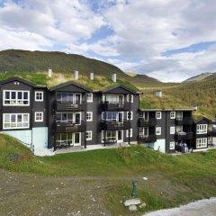 Myrkdalen Hotel балкон