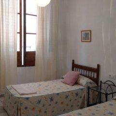Отель Pensión Olympia 2* Стандартный номер с двуспальной кроватью (общая ванная комната) фото 24