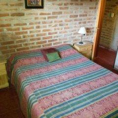 Отель Cabañas la Casona Аргентина, Мина Клаверо - отзывы, цены и фото номеров - забронировать отель Cabañas la Casona онлайн комната для гостей фото 2