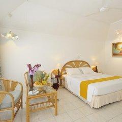 Отель Holiday Island Resort & Spa 4* Улучшенное бунгало с различными типами кроватей фото 4