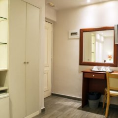 Отель Piraeus Dream 2* Стандартный номер с различными типами кроватей фото 7