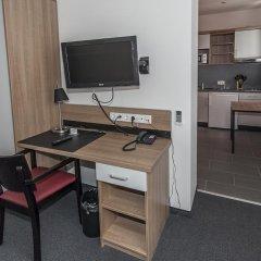 Отель Townhouse Düsseldorf 3* Стандартный номер с различными типами кроватей фото 7
