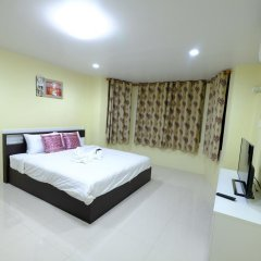 Donmueang Airport Residence Hostel сейф в номере