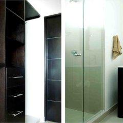 Отель Suites Malecon Cancun ванная