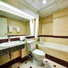 Jomtien Garden Hotel & Resort 4* Номер Делюкс с различными типами кроватей фото 16