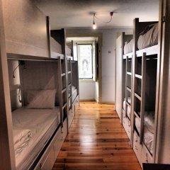 Hub New Lisbon Hostel Стандартный номер с различными типами кроватей фото 3