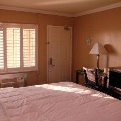 Отель Comfort Inn Near the Sunset Strip США, Лос-Анджелес - отзывы, цены и фото номеров - забронировать отель Comfort Inn Near the Sunset Strip онлайн комната для гостей фото 4