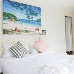 Отель Yanui Beach Hideaway 2* Стандартный номер с различными типами кроватей фото 16