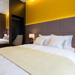 Отель Maccani Luxury Suites 4* Представительский люкс с различными типами кроватей фото 12