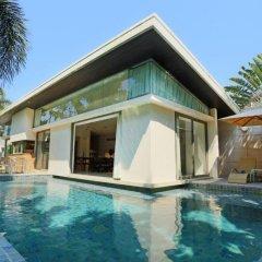Dream Phuket Hotel & Spa 5* Вилла с разными типами кроватей