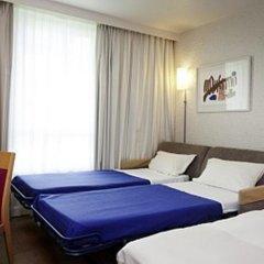 Отель Novotel Rennes Alma 4* Стандартный номер с различными типами кроватей фото 5