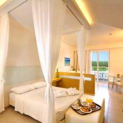Отель Afandou Bay Resort Suites 5* Люкс с различными типами кроватей фото 9