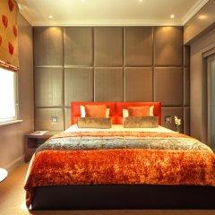 Отель Radisson Blu Edwardian Sussex 4* Номер Делюкс с различными типами кроватей фото 2