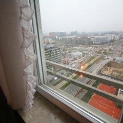 Отель Łucka Residence Польша, Варшава - отзывы, цены и фото номеров - забронировать отель Łucka Residence онлайн балкон