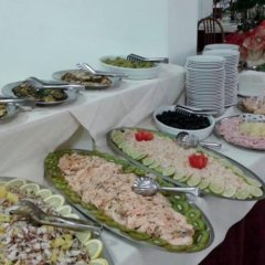 Hotel Mimosa Риччоне питание