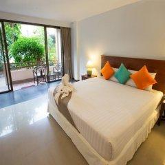 Отель Coconut Village Resort 4* Улучшенный номер с двуспальной кроватью фото 2