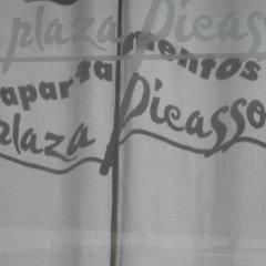 Отель Apartamentos Plaza Picasso Испания, Валенсия - 2 отзыва об отеле, цены и фото номеров - забронировать отель Apartamentos Plaza Picasso онлайн спа