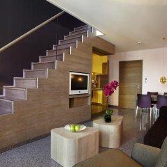 Отель abito Suites 3* Люкс с различными типами кроватей фото 3