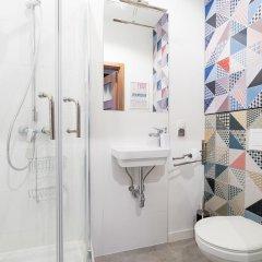 Quattro Loft Hostel ванная фото 2