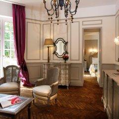 Отель Saint James Paris 5* Президентский люкс с различными типами кроватей фото 3