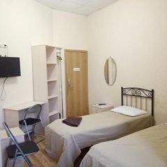 Гостиница Капитал Эконом Номер категории Эконом с различными типами кроватей фото 2