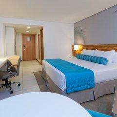 Отель Best Western PREMIER Maceió 4* Номер Делюкс с различными типами кроватей фото 8