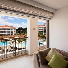 Отель Hilton Vilamoura As Cascatas Golf Resort & Spa 5* Люкс разные типы кроватей