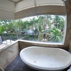 Отель Baan Khao Hua Jook 3* Стандартный номер с различными типами кроватей фото 2