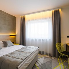Air Hotel 2* Стандартный номер с различными типами кроватей фото 2