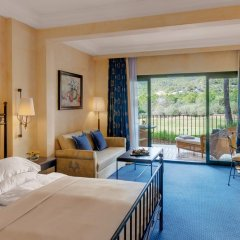 Отель Steigenberger Golf & Spa Camp de Mar 5* Стандартный номер с различными типами кроватей фото 3
